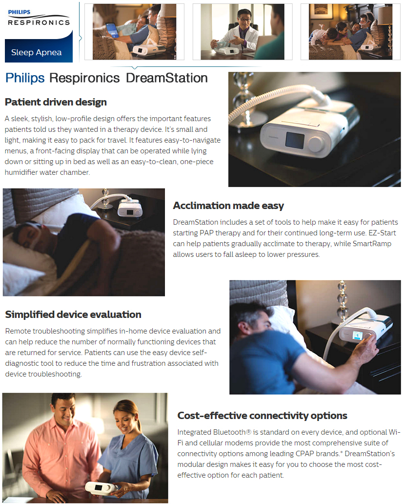 Philips Dreamstation Service Required